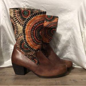 Funky Designer Boots